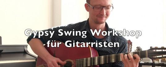 Gypsy Swing Workshop mit Peter Kowal