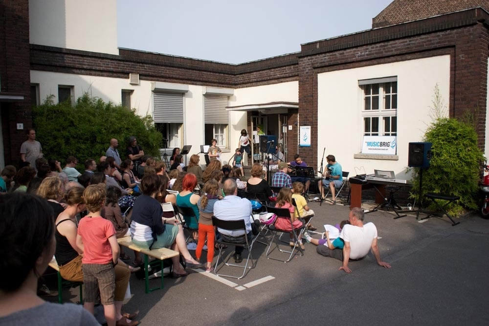 Sommerkonzert Musikschule Köln